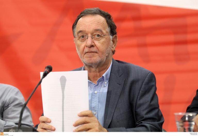 Λαφαζάνης: Προσβλητικές οι απειλές της Τουρκίας στο Αιγαίο | Newsit.gr