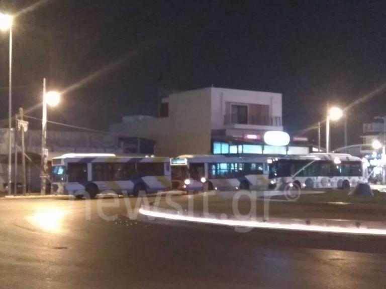 Επεισόδια στα Άνω Λιόσια – Λεωφορείο χτύπησε 4χρονο Ρομά | Newsit.gr