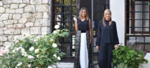 Le Figaro: «Τα πολυτελή πετράδια που κάνουν την Ελλάδα να ακτινοβολεί» – Ανάμεσά τους η Μαρέβα Γκραμπόφσκι