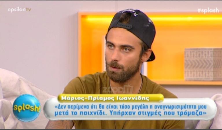Ο Μάριος Πρίαμος αποκαλύπτει: «Δεν υπάρχει παίκτης που να το διαψεύσει αυτό»   Newsit.gr