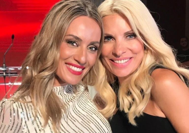 Ελεονώρα Μελέτη: Πόζαρε αγκαλιά με την Ελένη Μενεγάκη και έστειλε το δικό της μήνυμα! | Newsit.gr