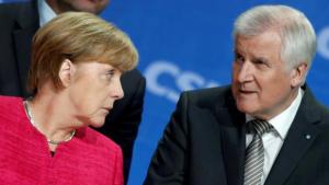 «Χουνέρι» για Μέρκελ και Ζεεχόφερ στην ανάδειξη του επικεφαλής της κοινοβουλευτικής ομάδας