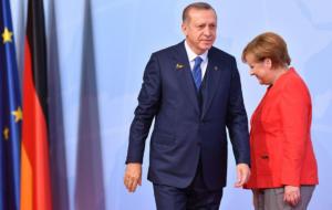 Η Μέρκελ γυρνάει την πλάτη στον Ερντογάν! «Καυγάς» στη Γερμανία για τον «σουλτάνο»