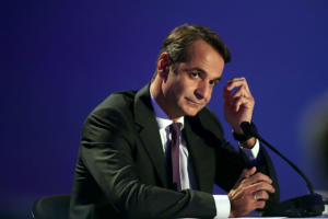 Κυριάκος Μητσοτάκης: Εκλογές το συντομότερο, όχι σε συνεργασία με ΣΥΡΙΖΑ