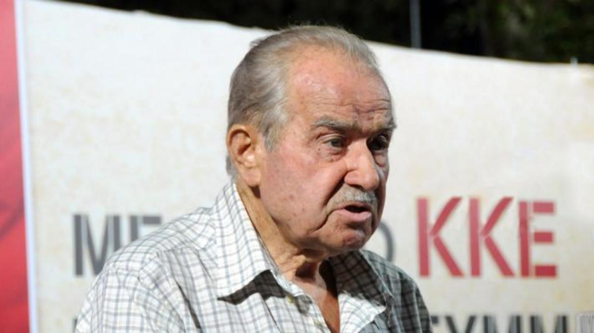 Πέθανε ο δημοσιογράφος και ιστορικό στέλεχος του ΚΚΕ Γιώργης Μωραΐτης | Newsit.gr