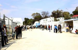 Περιφέρεια Β. Αιγαίου: Κίνδυνος για τη δημόσια υγεία το κέντρο υποδοχής προσφύγων στη Μόρια