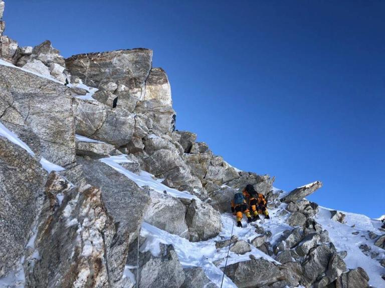 Κατέκτησε το Έβερεστ και συνεχίζει – Η νέα «επικίνδυνη αποστολή» του Αντώνη Συκάρη στα Ιμαλάια [pics]   Newsit.gr