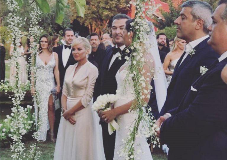 Αντώνης Ρέμος – Υβόννη Μπόσνιακ: Τα δρακόντεια μέτρα ασφαλείας και οι λαμπεροί καλεσμένοι στο γάμο τους [pics] | Newsit.gr