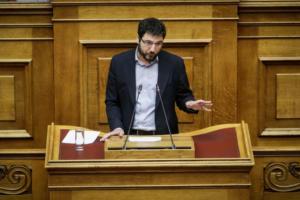 Ηλιόπουλος: Τι θα ισχύσει για τις κλαδικές συμβάσεις