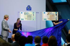 Αυτά είναι τα νέα χαρτονομίσματα των 100 και 200 ευρώ! Video