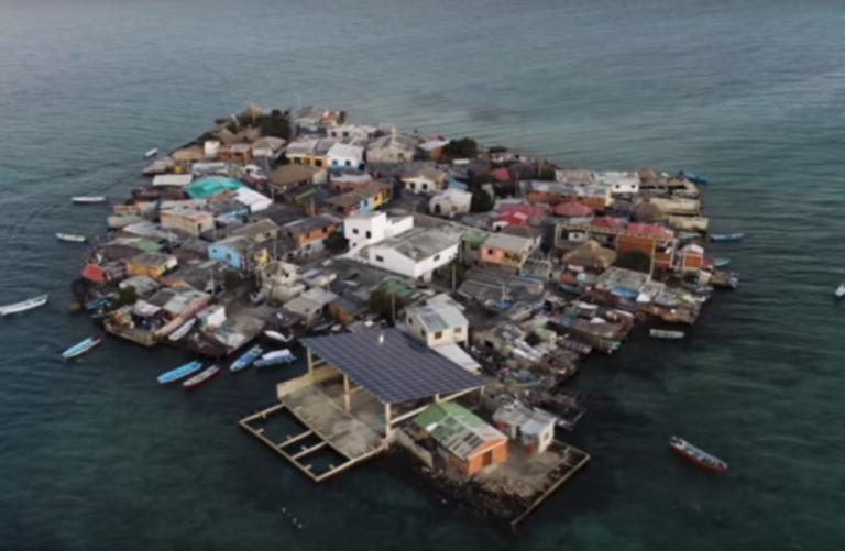 Αυτό είναι το πιο πυκνοκατοικημένο νησί του κόσμου | Newsit.gr