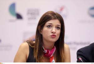 Νοτοπούλου: Δεν ήταν φωτογραφικός ο διορισμός μου – Τιμή μου να ήμουν καθαρίστρια