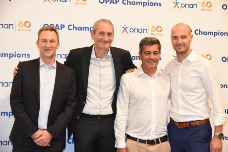 Έντεκα «ΟΠΑΠ Champions» από τη νέα γενιά αθλητών | Newsit.gr