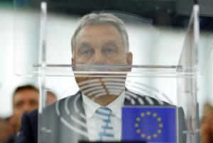 Όρμπαν… ως συνήθως επιθετικός στο Ευρωκοινοβούλιο!