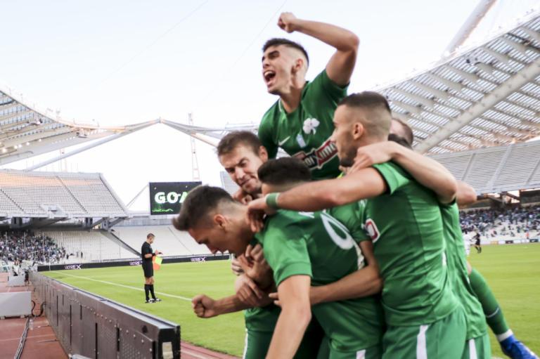 Παναθηναϊκός – Λεβαδειακός 3-0 ΤΕΛΙΚΟ – Ο Γιόχανσον έβαλε το κερασάκι στην τούρτα! | Newsit.gr