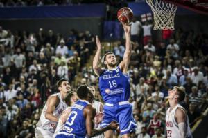 Στην κορυφή ο Παπανικολάου! Νούμερο 1 το buzzer beater της Εθνικής Ελλάδας – video