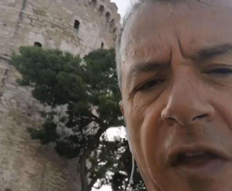 Θεσσαλονίκη: Η «καλημέρα» που εκνεύρισε τον Σταύρο Θεοδωράκη – video | Newsit.gr