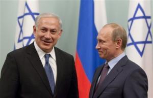 Δεν… χαλάνε οι φιλίες για την κατάρριψη ενός ρωσικού μαχητικού – «Άφεση αμαρτιών» δίνει ο Πούτιν στο Ισραήλ