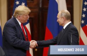 Το Κρεμλίνο επιβεβαιώνει τη συνάντηση Πούτιν – Τραμπ