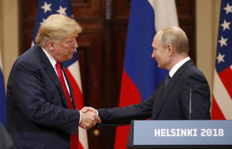 Το Κρεμλίνο επιβεβαιώνει τη συνάντηση Πούτιν – Τραμπ | Newsit.gr