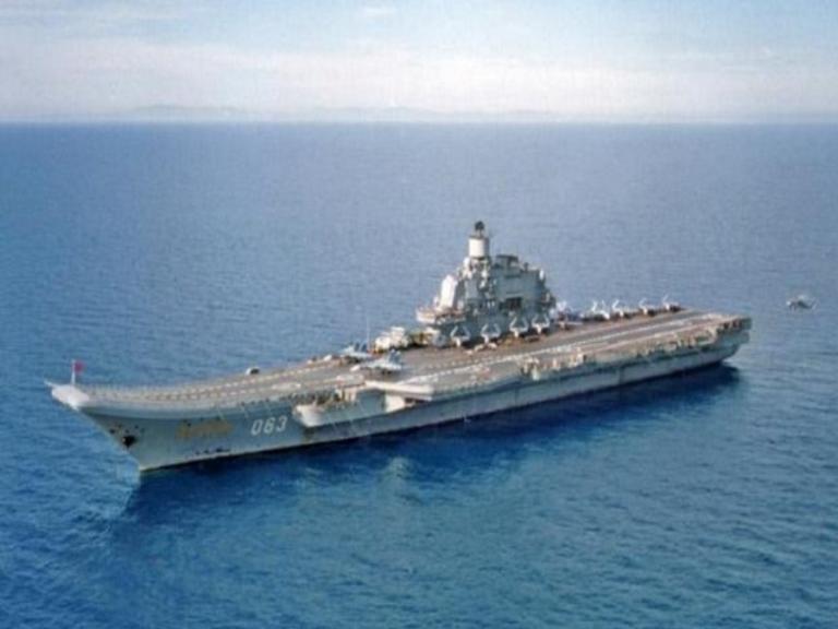 Το νέο αεροπλανοφόρο του Πούτιν δεν έχει προηγούμενο! | Newsit.gr