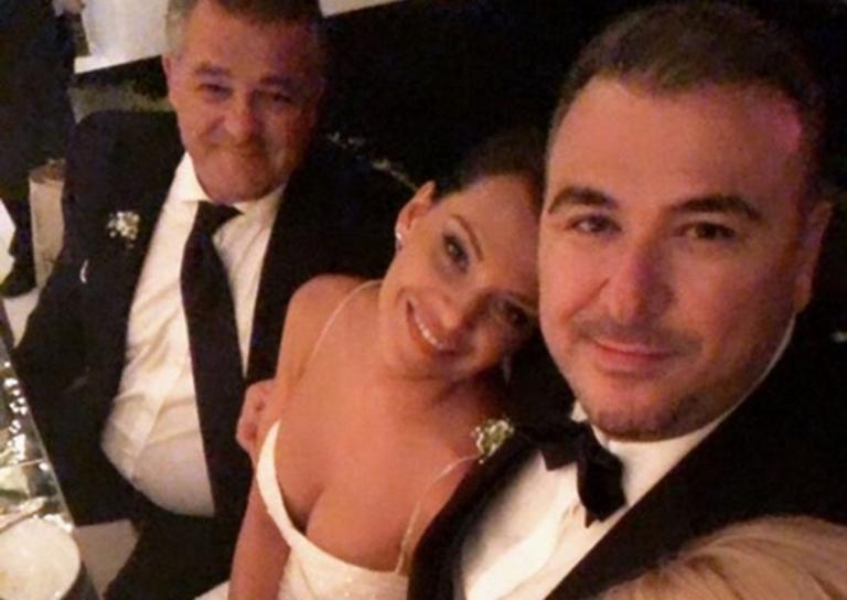 Αντώνης Ρέμος – Υβόννη Μπόσνιακ: Όλες οι φωτογραφίες από τη γαμήλια δεξίωση! | Newsit.gr