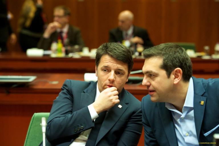 Μέτωπο από τον Μακρόν μέχρι τον Τσίπρα θέλει ο Ρέντσι | Newsit.gr
