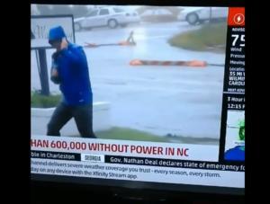 Κυκλώνας Φλόρενς: Και το Όσκαρ πρώτου ανδρικού ρόλου πάει στον… Νεϊμάρ της δημοσιογραφίας! video