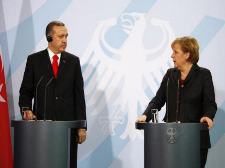 Μετά την Νέα Υόρκη, ο Ερντογάν πάει Βερολίνο