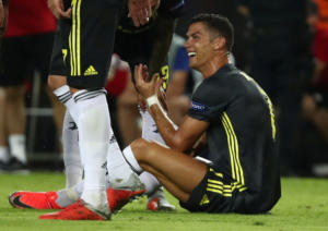 Champions League: Έρχεται «καμπάνα» για Ρονάλντο! video