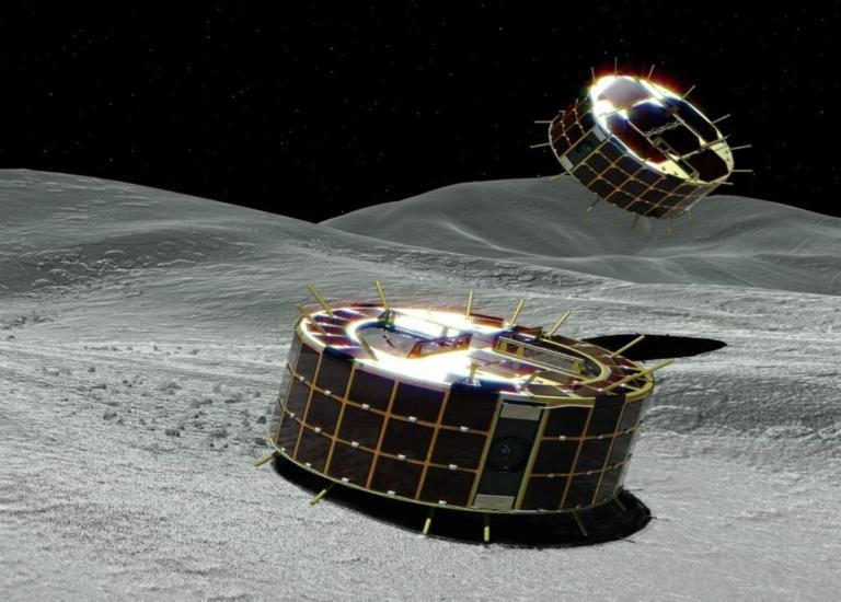 Hayabusa2 – Συνεχίζεται η εξερεύνηση του διαστήματος! Απελευθέρωσε δύο μικρά ρομποτικά «ρόβερ» | Newsit.gr