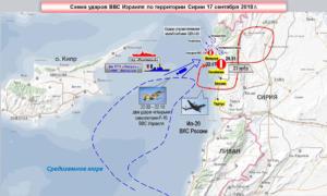Ρωσία κατά Ισραήλ για την κατάρριψη ρωσικού αεροσκάφους στη Συρία