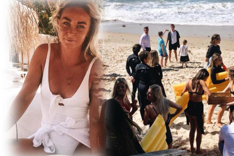 Ράγισαν καρδιές στο τελευταίο αντίο στο 20χρονο μοντέλο που αυτοκτόνησε στην Κεφαλονιά – video | Newsit.gr