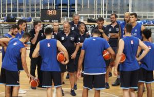 Εθνική – Σκουρτόπουλος: «Σημαντικός παράγοντας η Κρήτη! Σίγουρος για το γεμάτο γήπεδο»