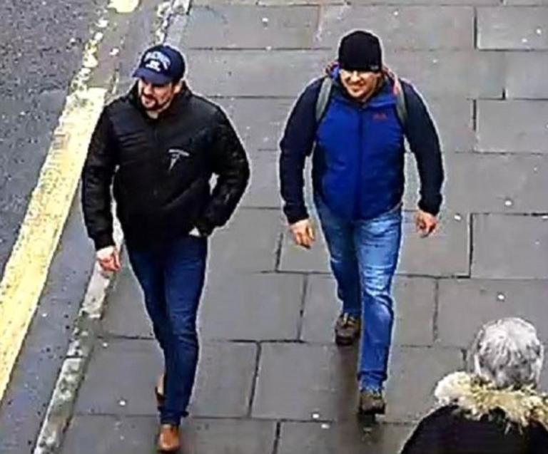 Κρεμλίνο: Οι ύποπτοι για την επίθεση στoν Σκριπάλ δεν έχουν καμία σχέση με τον Πούτιν | Newsit.gr