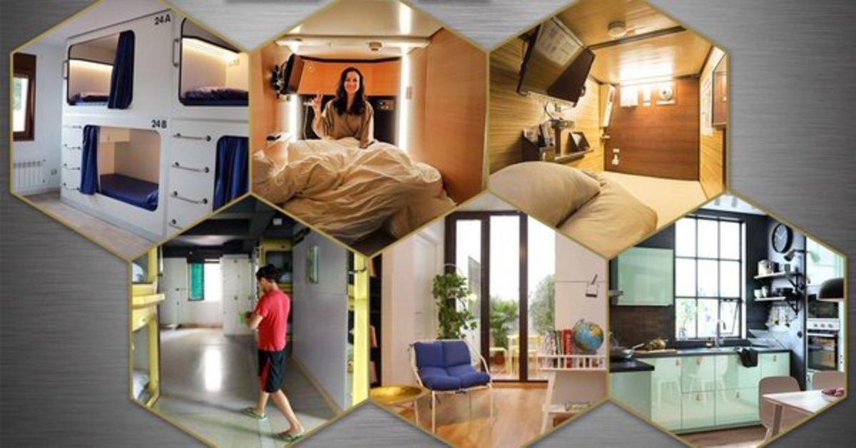 Βαρκελώνη: Σάλος για εταιρεία που φτιάχνει σπίτια… 2,4 τετραγωνικών μέτρων και τα χρεώνει 200 ευρώ | Newsit.gr