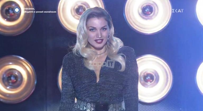 Η αποκαλυπτική εμφάνιση της Κωνσταντίνας Σπυροπούλου στο My style rocks Gala! | Newsit.gr