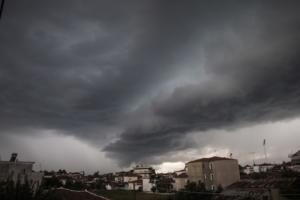 Καιρός: Ισχυρές καταιγίδες σε όλη τη χώρα σήμερα!