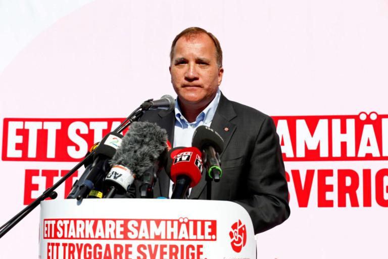 Σουηδία: Έχασε την ψήφο εμπιστοσύνης ο πρωθυπουργός Στέφαν Λεβέν | Newsit.gr