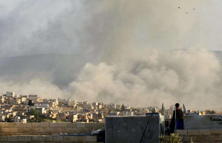 Συρία: 16 νεκροί από επίθεση αυτοκτονίας στην Μανμπίτζ – Μεταξύ τους 4 Αμερικανοί στρατιώτες | Newsit.gr