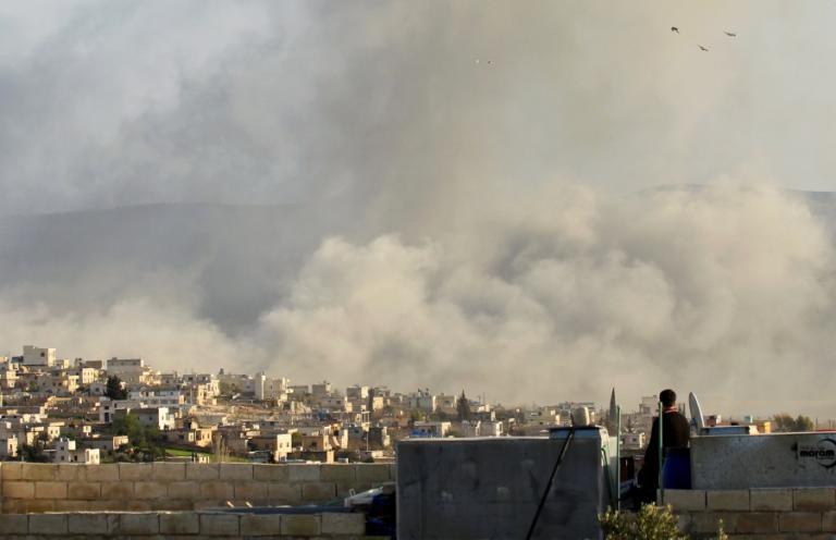 Συρία: 15 νεκροί από βομβαρδισμούς των συμμάχων των ΗΠΑ | Newsit.gr