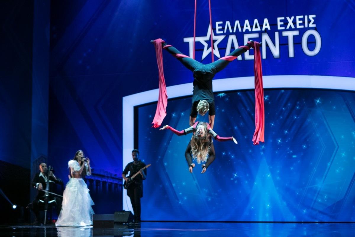 Ελλάδα έχεις ταλέντο» ξανά στον αέρα
