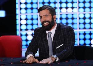 Θανάσης Βισκαδουράκης: Τρυφερές στιγμές με τον γιο του