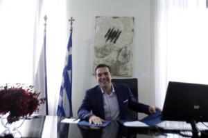 Νέος προϊστάμενος του Γραφείου Πρωθυπουργού στη Θεσσαλονίκη ο Γιώργος Αγγελόπουλος