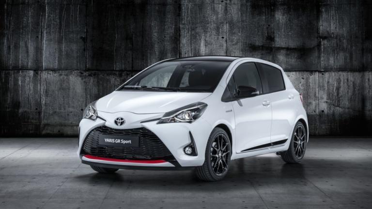 Νέα σπορ έκδοση για το Toyota Yaris [pics] | Newsit.gr