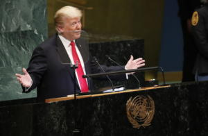 Σύνοδος ΟΗΕ: Έβαλαν τα γέλια με τον Τραμπ! «Είμαστε η καλύτερη κυβέρνηση στην ιστορία των ΗΠΑ» [pics]