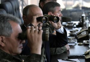 Πανίσχυρος «τσάρος»! Ο Πούτιν δοκίμασε «αόρατους» πυραύλους στα γυμνάσια Vostok-2018!