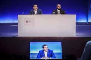 ΔΕΘ – Τσίπρας: Η συνέντευξη Τύπου του Πρωθυπουργού