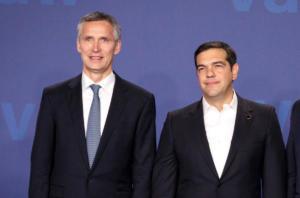 """Επίσκεψη """"αστραπή"""" του Στόλτενμπεργκ στην Αθήνα – Συνάντηση με τον Τσίπρα"""