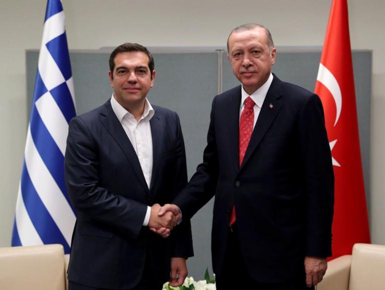"""Τσίπρας – Ερντογάν: Στην κορυφή της ατζέντας το Κυπριακό – Πρόσκληση του """"σουλτάνου"""" στον Πρωθυπουργό να επισκεφθεί την Κωνταντινούπολη   Newsit.gr"""